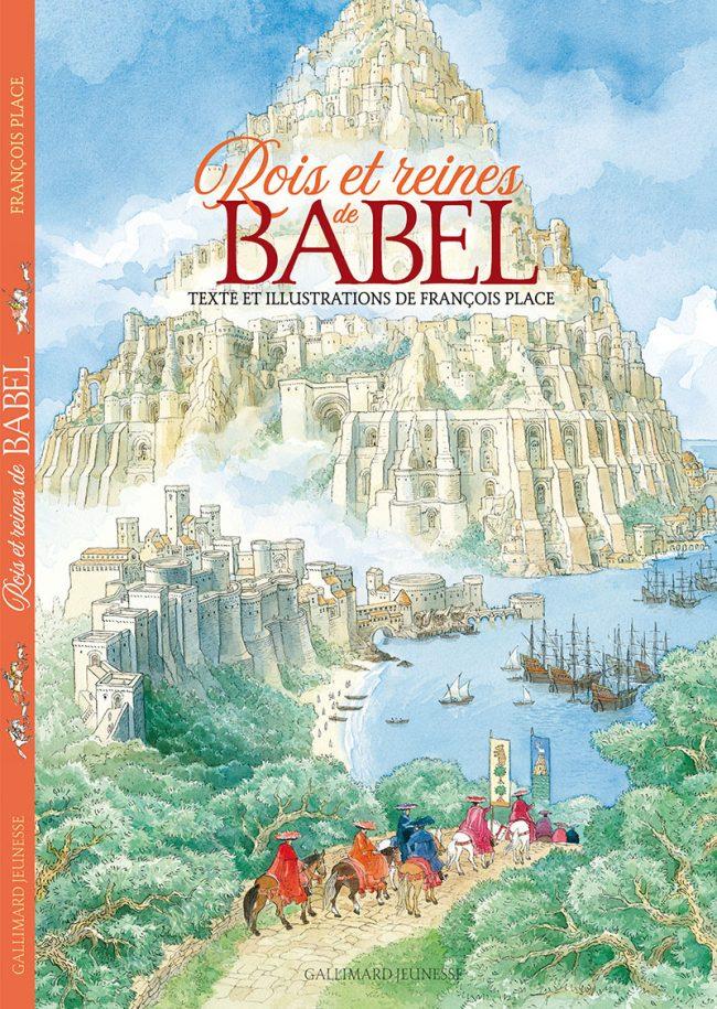 Rois et Reines de Babel, mon dernier album (gallimard jeunesse) est sorti